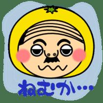 Kumamoto love when crossed Uncle sticker #554487