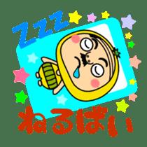 Kumamoto love when crossed Uncle sticker #554488