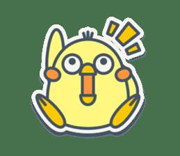 TAMAGO BOYA - basic edition sticker #554554