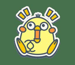 TAMAGO BOYA - basic edition sticker #554558
