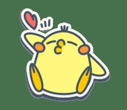 TAMAGO BOYA - basic edition sticker #554562