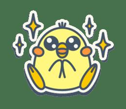 TAMAGO BOYA - basic edition sticker #554563