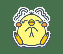 TAMAGO BOYA - basic edition sticker #554575