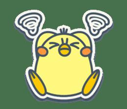 TAMAGO BOYA - basic edition sticker #554576