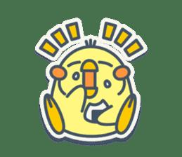 TAMAGO BOYA - basic edition sticker #554579