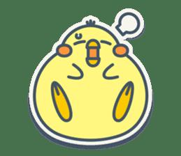 TAMAGO BOYA - basic edition sticker #554580