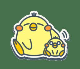 TAMAGO BOYA - basic edition sticker #554586