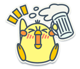 TAMAGO BOYA - basic edition sticker #554590