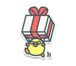 TAMAGO BOYA - basic edition sticker #554591