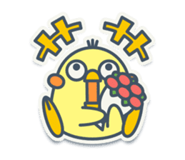 TAMAGO BOYA - basic edition sticker #554592
