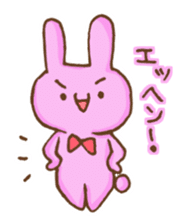 Emoticon's Bunny. sticker #554735