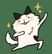 soothing cat HANACHAN sticker #554836