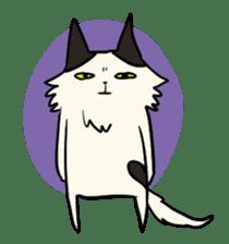 soothing cat HANACHAN sticker #554848