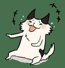 soothing cat HANACHAN sticker #554862