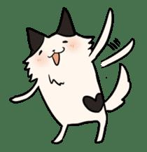 soothing cat HANACHAN sticker #554866