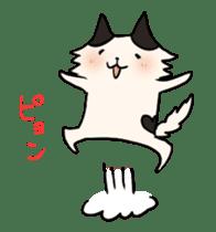 soothing cat HANACHAN sticker #554872