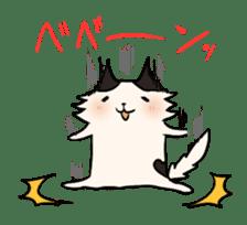 soothing cat HANACHAN sticker #554873