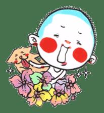 MARIMOENIKKI sticker #554998