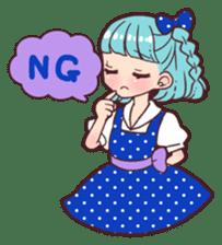 GirlsSticker sticker #555173