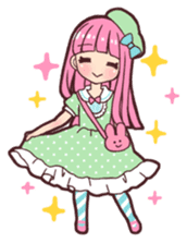 GirlsSticker sticker #555182
