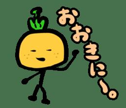 Cute! Mr.mikapima(Japanese version) sticker #555403