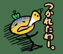 Cute! Mr.mikapima(Japanese version) sticker #555409