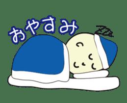 Shota speaks in Hiroshima valve! sticker #555454