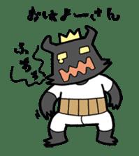 Mr. old man sticker #555674