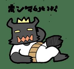 Mr. old man sticker #555690