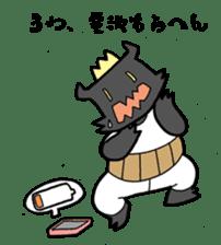 Mr. old man sticker #555709