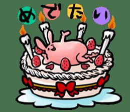 """OTAKUrabit""""nanocchi"""" sticker #556135"""