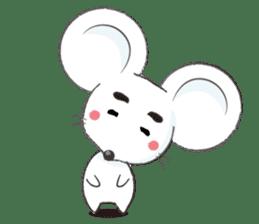 MAROMAYU mouse Sticker sticker #556239