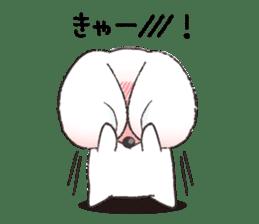 MAROMAYU mouse Sticker sticker #556241