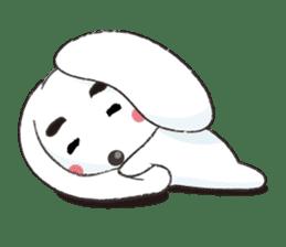 MAROMAYU mouse Sticker sticker #556242