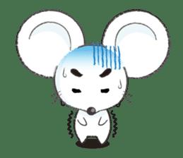 MAROMAYU mouse Sticker sticker #556245
