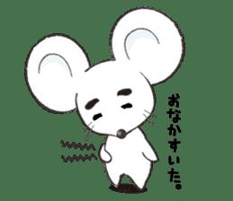 MAROMAYU mouse Sticker sticker #556250