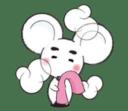 MAROMAYU mouse Sticker sticker #556272
