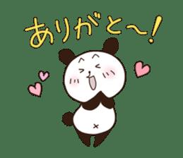 PANDAN sticker #556636
