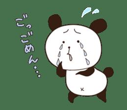 PANDAN sticker #556637