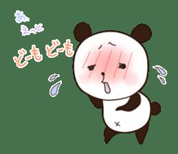 PANDAN sticker #556653