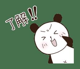 PANDAN sticker #556666
