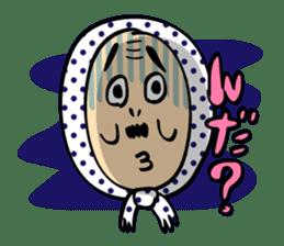 Uncle Akita sticker #557167