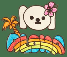 P-tan outdoor sticker #557715