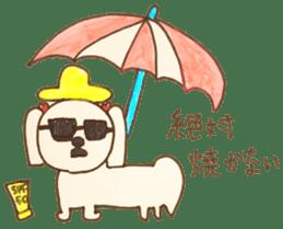 P-tan outdoor sticker #557727