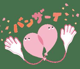 Balloon Friends vol.4 sticker #557877