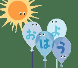 Balloon Friends vol.4 sticker #557886