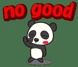 Talk panda sticker #559028