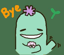 Muru : Cactus Garden sticker #559675
