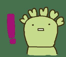 Muru : Cactus Garden sticker #559681