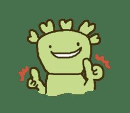 Muru : Cactus Garden sticker #559693
